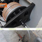 Cuộn (guồng) ống vòi – Kiros Kit Claber 8993.