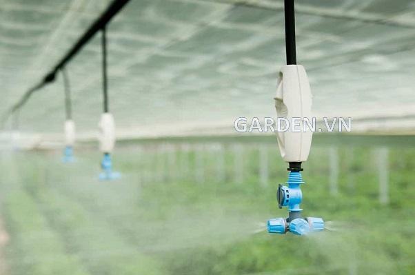 Van chống rỉ nước Rivulis trơn x ren