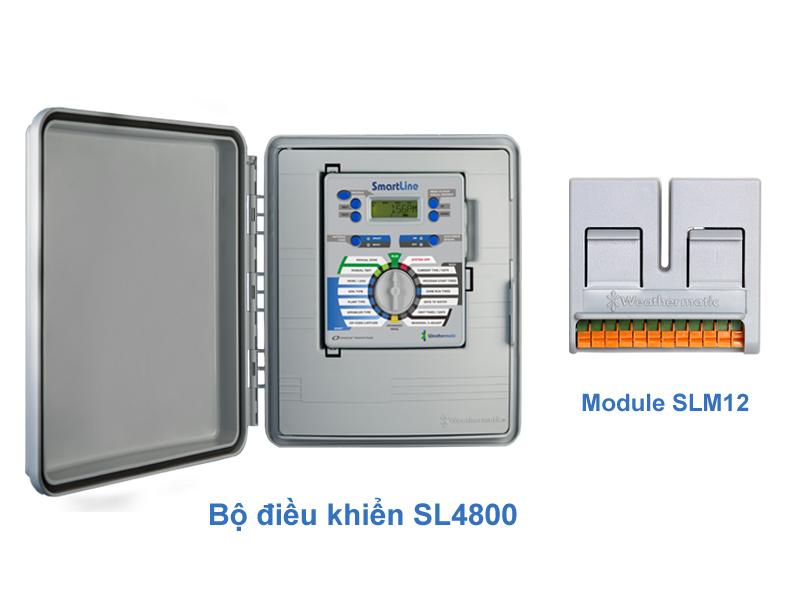 Modul 12 cổng dành cho SL4800