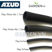 ống 6x4mm Azud
