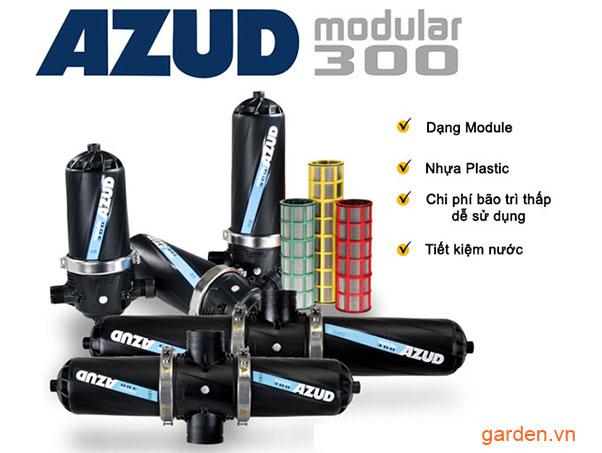 Bộ lọc modular 300