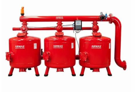 Hệ thống bồn lọc cát tự động Armas - A10