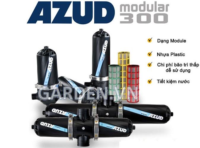 Bộ lọc đĩa Azud Modular 300: 70 m3/h