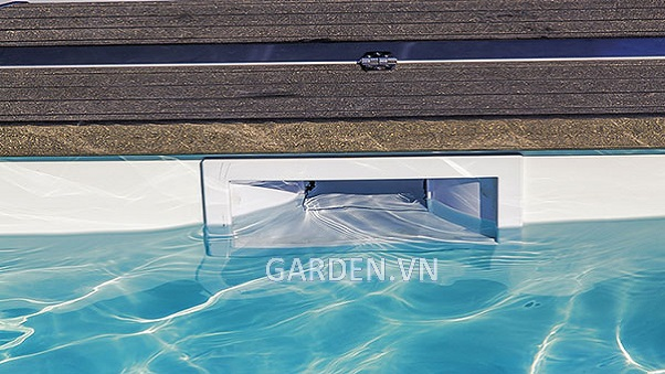 Hệ thống lọc nước bể bơi có đường ống - Xử lý nước cho bể bơi