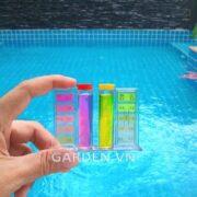 bộ test nước hồ bơi emaux 5