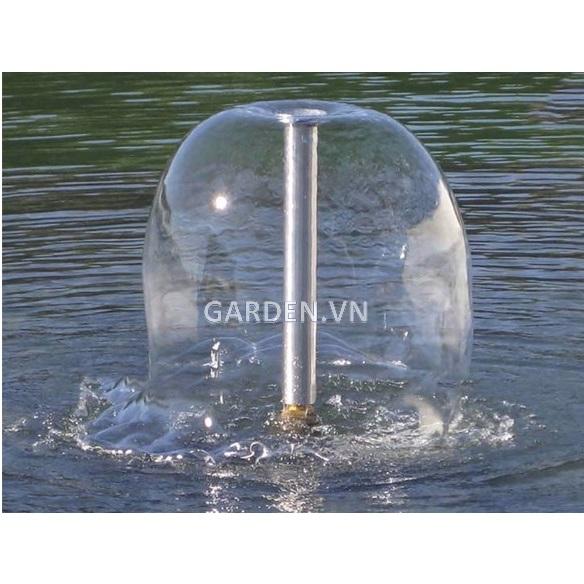 Vòi phun nước hình nấm inox 304
